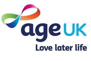 Age UK (logo) - Love later life