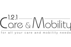 1.2.1 Care & Mobility (logo) - For all your care and mobility needs