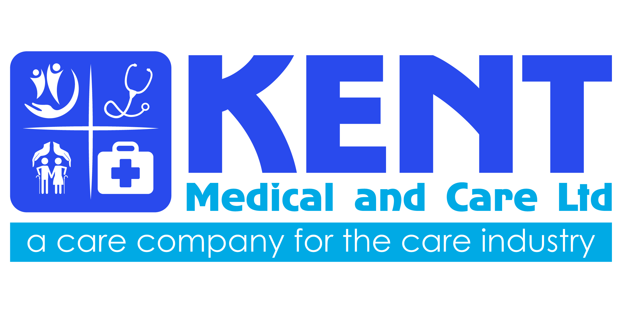 Kent Medical and Care Ltd (logo): A care company for the care industry