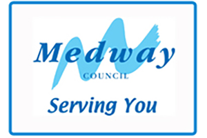 Medway Council (logo) - Serving you
