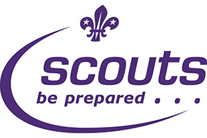Scouts (logo) - be prepared