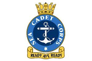 """Sea Cadet Corps (logo) - """"Ready Aye Ready"""""""