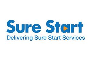 Sure Start (logo) - Delivering Sure Start Services